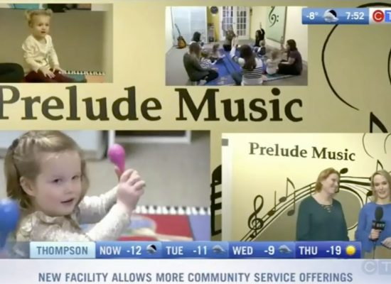 Melodies & ABC's on CTV Morning Live